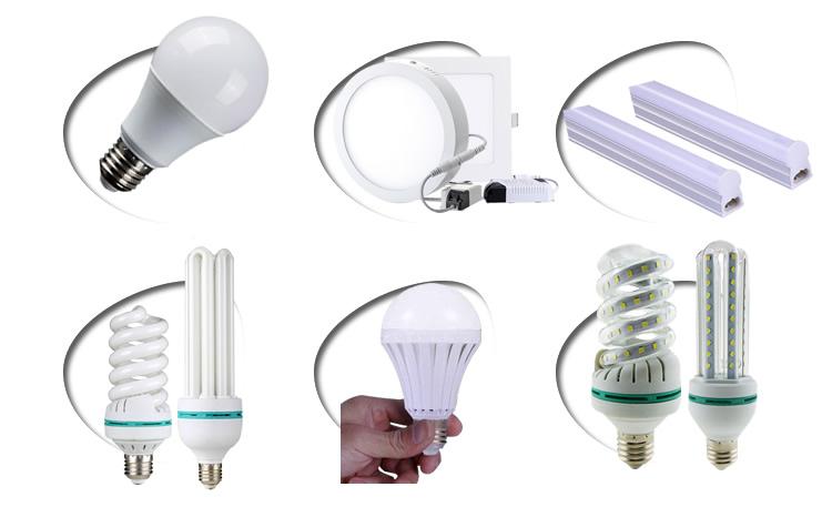 220 V 5 20 W 할로겐 에너지 절약 전구 E27 2U 모양 램프 높은 밝은 램프