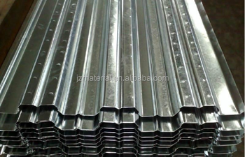 Corrugated Gi Profile Floor Decking Sheet Metal Decking