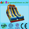 worldwide hotsale inflatable giant slide for kids and adult
