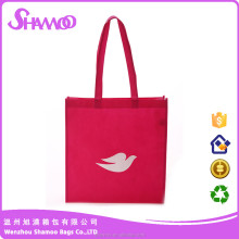 high quality cheap folding non-woven shopping bag