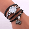 Fashion Girl Owl Pendant Watch New Design Cheap Watches For Women High Quality Bracelet Wristwatch