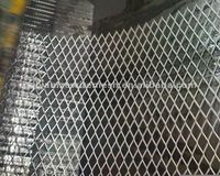 Stainless Steel Expanded Metal Mesh FOR BUILDING MATERIAL
