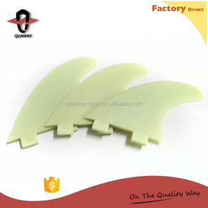 Plastic Fins for Surfboard Nylon Material Fins Bodyboard Fins
