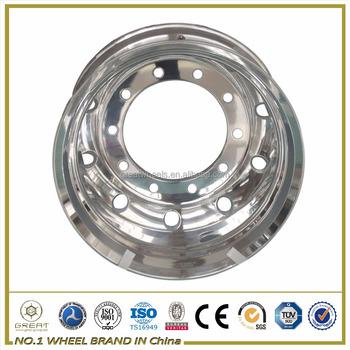 Sample Avaliable Car Alloy Rims From China
