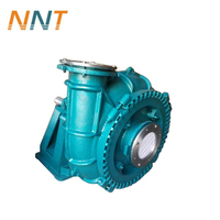 Simple sand dredge pump for small river dredger