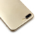 Shenzhen factory supplier for iphone 7 case glossy jet gold ultra thin mobile phone case