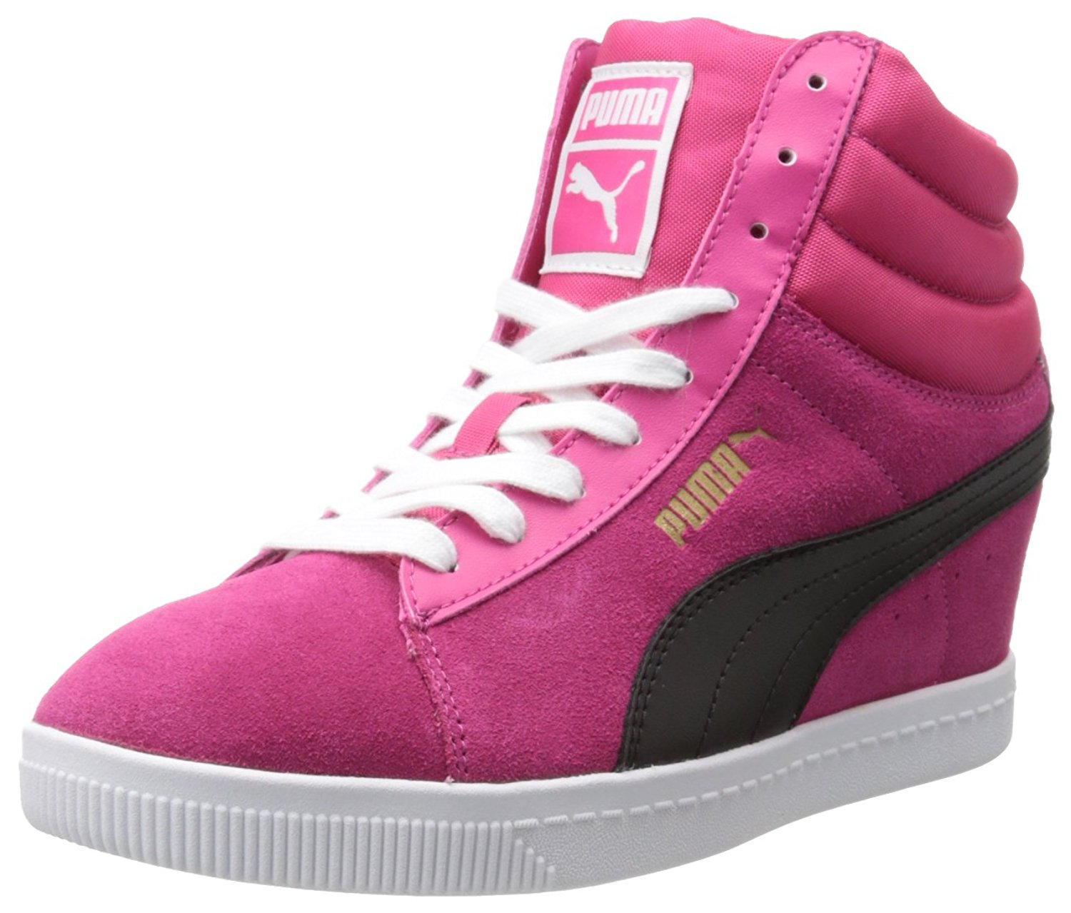 fddb12a4555a Get Quotations · PUMA Women s Classic Wedge Sneaker