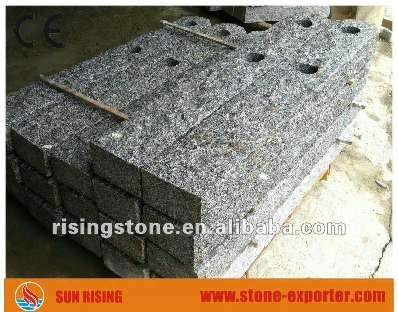 Grauer granit zaun granit produkt id:610407804 german.alibaba.com