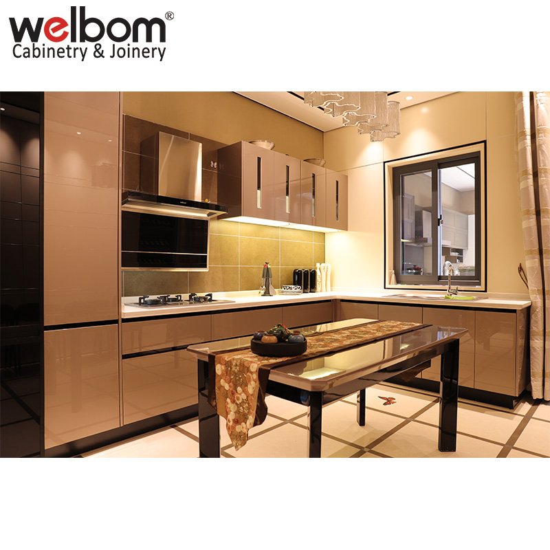 Discontinued Kitchen Cabinets: Discontinued High Quality Modern Lacquer Kitchen Cabinets