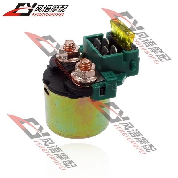Бесплатная доставка реле стартера соленоида для Honda CBR250 mc19 CBR400 mc23 CB-1 VFR400 mc30 стид 400 мотоцикл реле