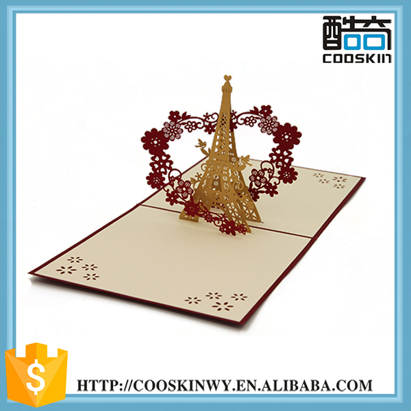 Best Selling Durable Using Greeting Invitation Card