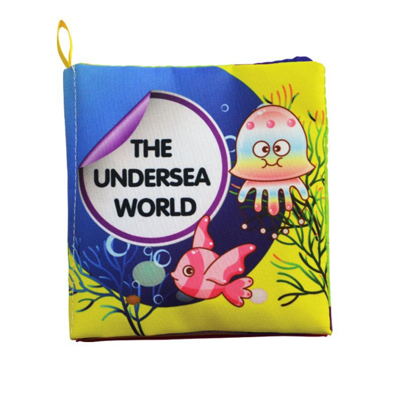 1 предмет, мягкая ткань для мальчиков и девочек, книги для новорожденных, звук шелеста, развивающая коляска, погремушка, Игрушки для раннего ...(Китай)