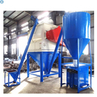 220v 380v 440v Dry Mortar Mixing Plant for putty powder mixer on sale