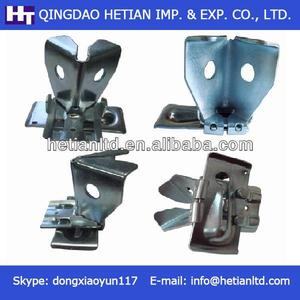 Electric Galv.Zinc Single Waler Bracket Produced By Hetian Factory