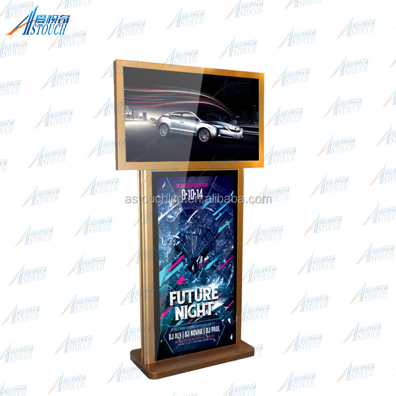 led advertising display screen/outdoor digital signage poster