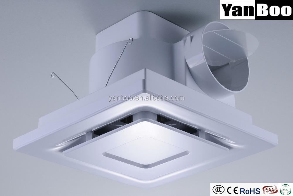 Ceiling Mounted Exhaust Fan Kdk In Bathroom Exhuast Small