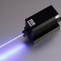 High quality power portable lasers , laser diode module with TEC control