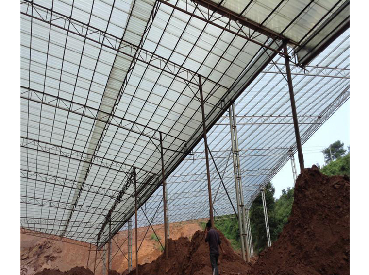 Greenhouse Roofing Sheets : Heat insulation greenhouse tunnel frp lighting sheet buy