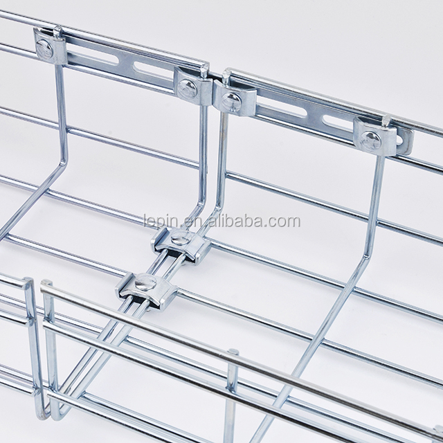 Open Design Low Cost Wire Basket Tray For Cable Management - Buy ...