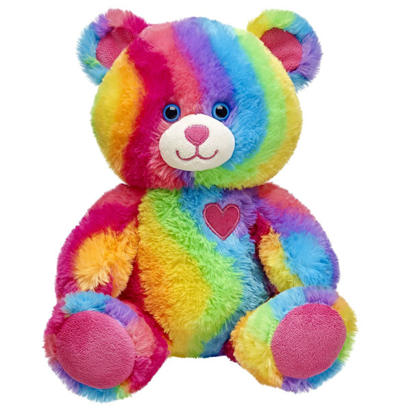 Build A Bear Pictures To Colour In