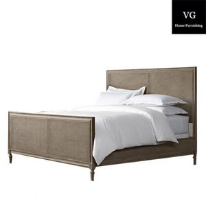 Bed room furniture/Hotel bed, wooden bed, teak wood bed/plywood double bed designs
