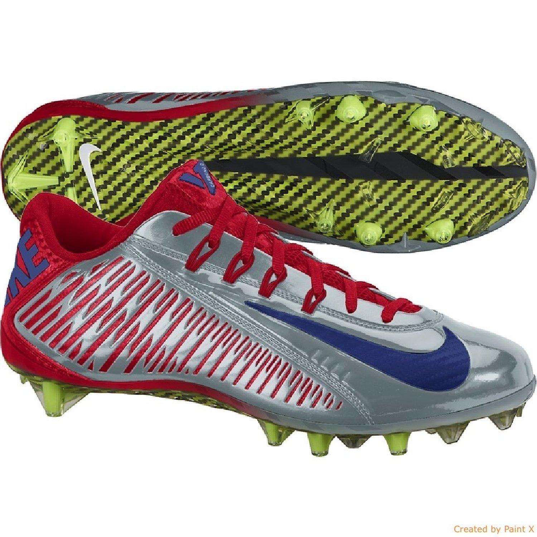 super popular f64fa abf62 Get Quotations · Nike Vapor Carbon Elite TD 657441-021 Men s Football Cleat