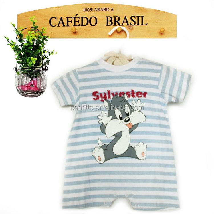 algodn nuevo diseo infantil ropa del pijama otoo bordado