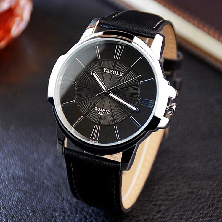Купить Yazole Кварцевые Часы оптом из Китая 02033ddaa3891