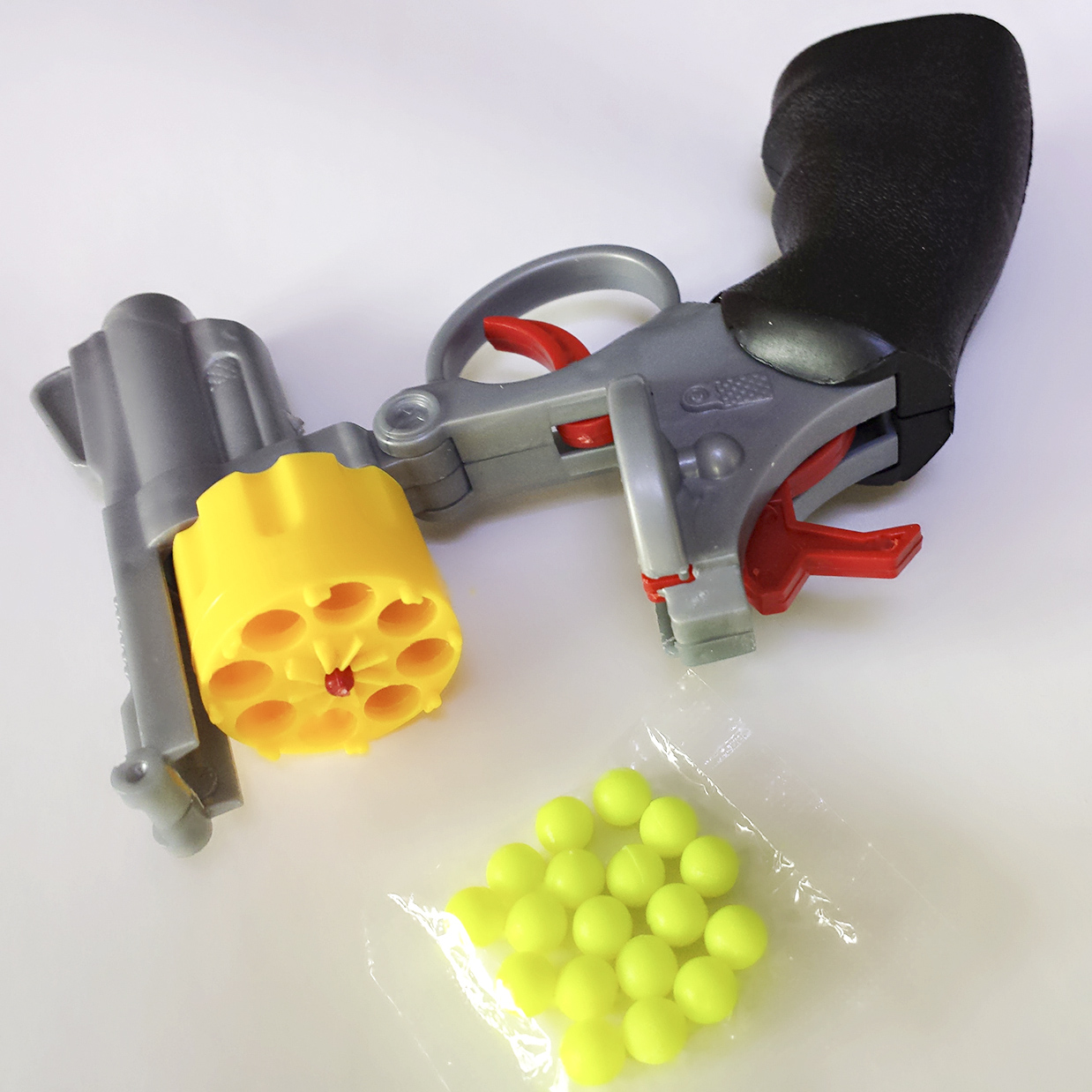 Toy Gun Soft Bullet Plasic Gun Toy for Kids Nerf Pistol Nerf Bullets Sniper Rifle Free