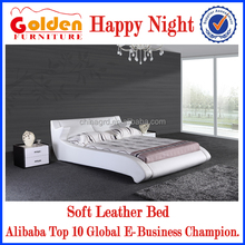 2016 CIFF luxury divan bed design from China G1025#