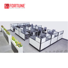 Office Company Workstation Modular System Furniture Design Office Workstation Layout FOH-SM3432-T