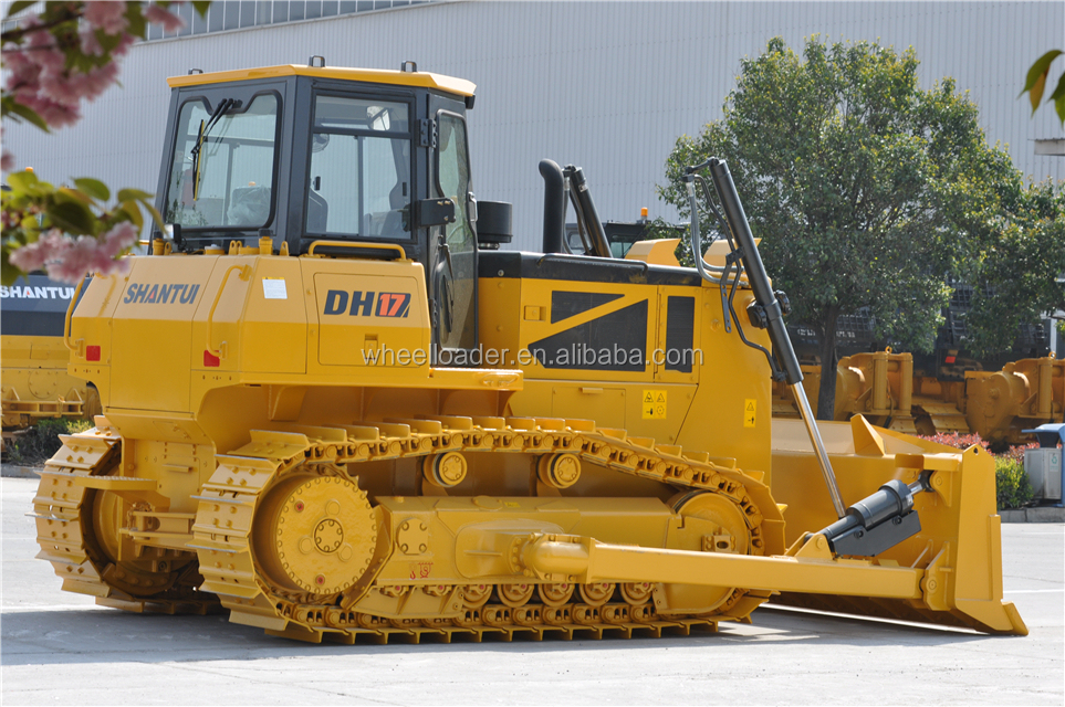 New Shantui DH17 Crawler Dozer Bulldozer for Sale