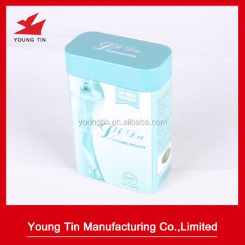 Einfarbig Druck Kombination Preis Schonheit Abnehmen Tee Diat Pille