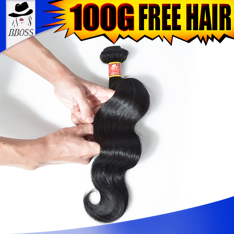 BBOSS virgin two tone synthetic braiding hair