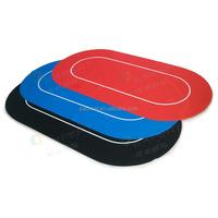 Natural Rubber Poker Table Mat /Poker Placemat /Poker Runner