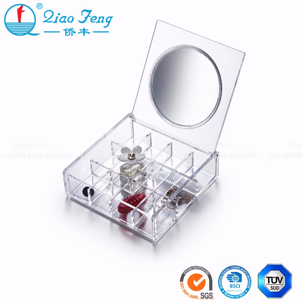 Widely Used Acrylic Makeup Organizer