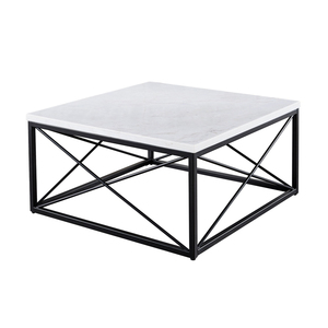 Precut various stone top table colors china carrera italian bianco carrara white marble square table top