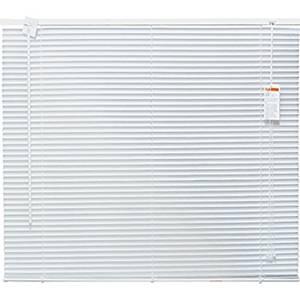 Lotus & Windoware 1-Inch PVC Miniblind, 45 by 48-Inch, White