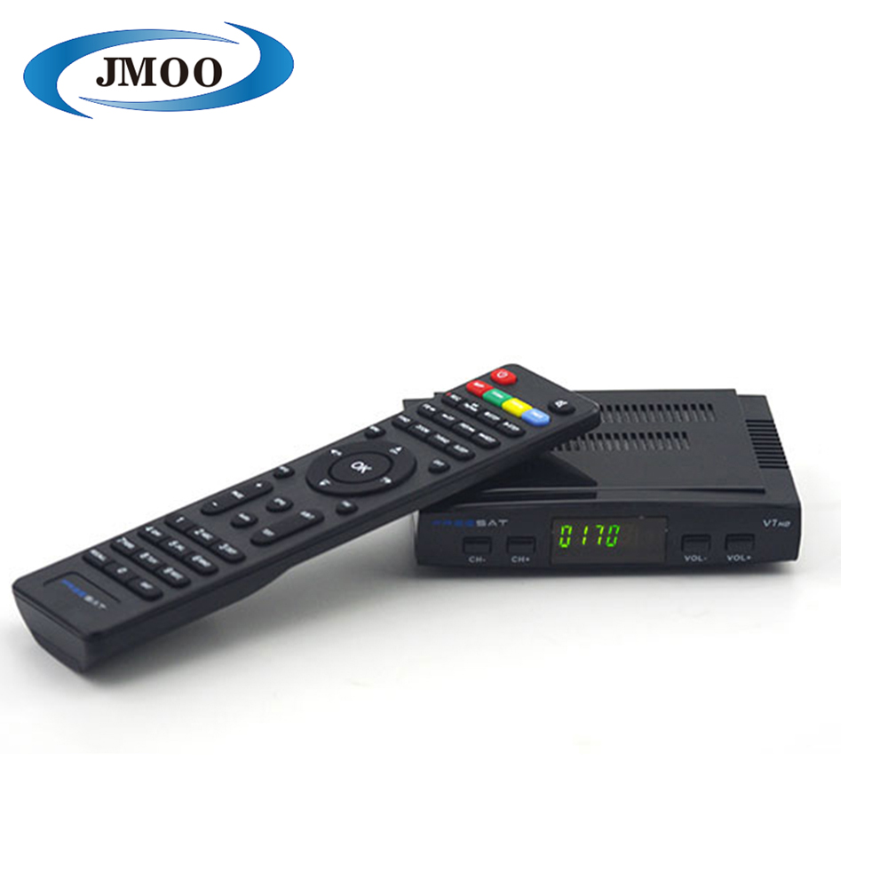 Best selling products mini digital satellite receiver freesat V7 HD 1080P V7HD DVB S2 strong decoder