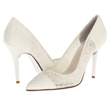 New style fashion Chinese ivory ladies shoes