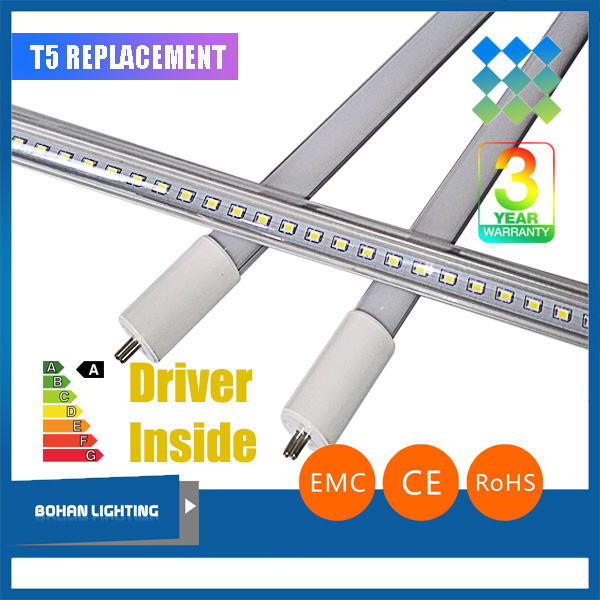 NEW design internal-driver retrofit 18w led t5 tube replace 28w 1200mm