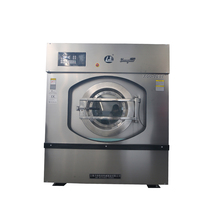 LJ 50kg commercial laundry washing machine with hospital used