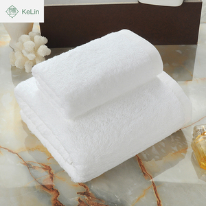 plain dyed custom 100% cotton white 5 star hotel used top grade hotel towel quick dry