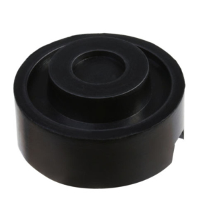 Solid Rubber Stack Blocks for Any Auto Lift or Rolling Jack