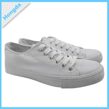 wholesale blank white canvas shoes buy blank white