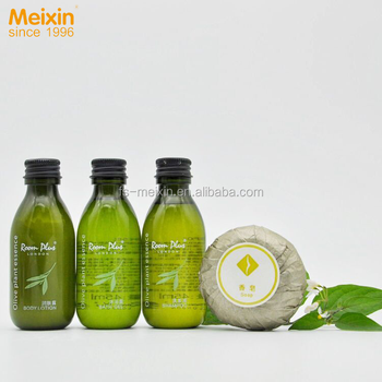 Hotel amenities organic hotel soap and shampoo care shower hand gel skin whitening body lotion