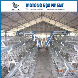 poultry farm automatic chicken cage for sale