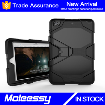 Factory Price Kindle Cover For Ipad Mini Rugged Case Kids Proof Waterproof  For Ipad Mini 3 Shockproof Case - Buy Kindle Cover For Ipad Mini Rugged