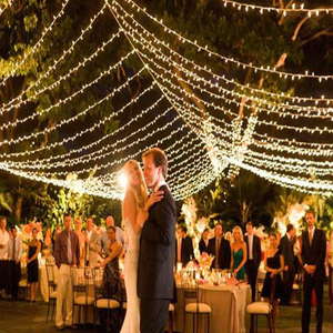 Wedding Ceiling LED Light String Ceiling Net Fairy Lights for Party Canopy  Indoor Decoration