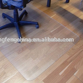 Clear Transpa Plastic Wooden Floor